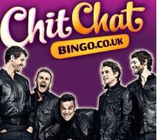 Chit Chat Bingo – Promoção Take That