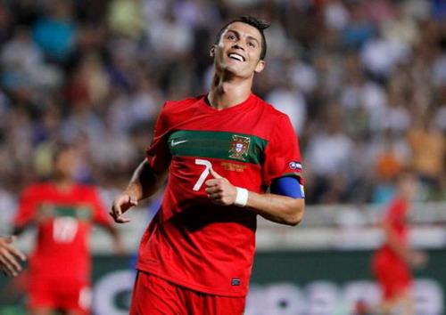 Cristiano Ronaldo revela vontade de continuar no Real Madrid