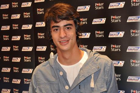 João Costa vence etapa da PokerStars