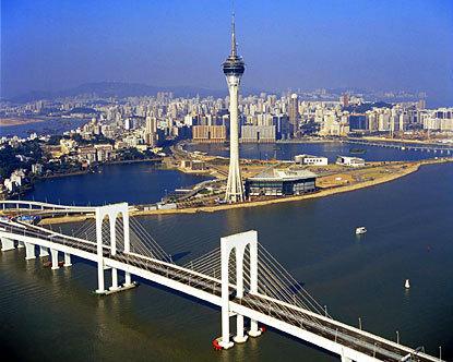 Macau com mercado imobiliário em subida vertiginosa