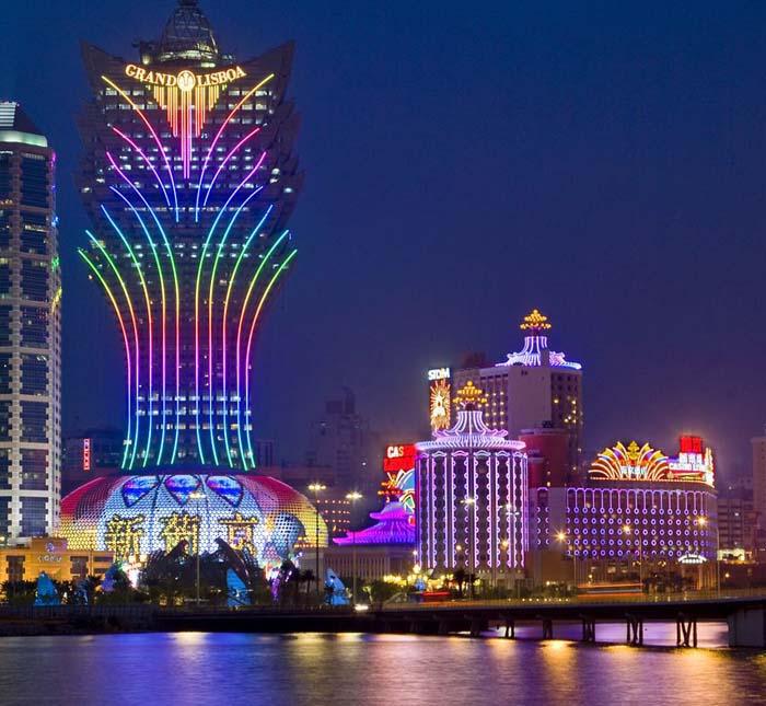 Macau – diversificação de ofertas de lazer