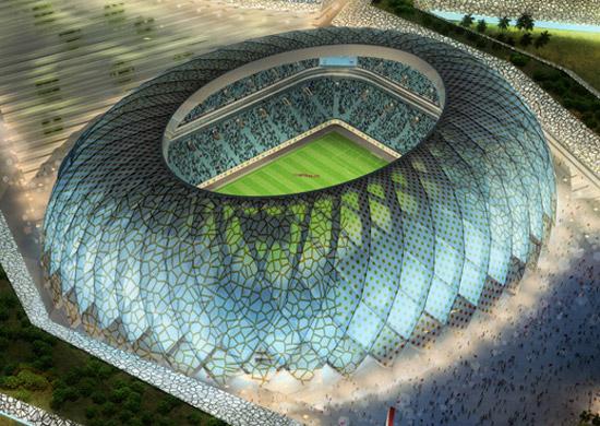 Mundial de 2022 no Qatar já a ser preparado