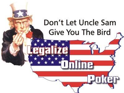 Poker online será brevemente legalizado nos E.U.A.