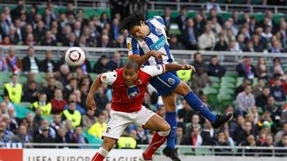 Porto vence Liga Europa por 1-0