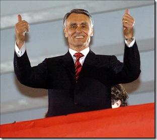 Portugueses já escolheram Presidente da República