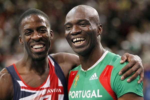 Portugueses medalhados no Europeu de Atletismo