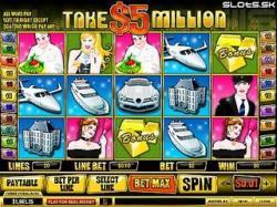 Prestige Casino - promoção Take 5 Million