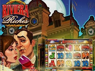 Riviera Riches no Casino Online La Vida
