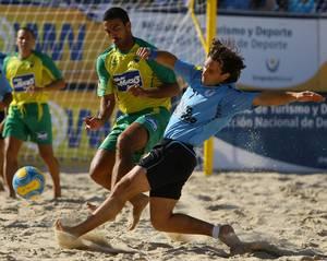 Rússia é a nova potência do Futebol de Praia