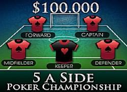 William Hill - Campeonato Five-A-Side Poker
