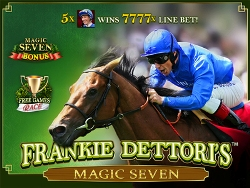 William Hill lança Frankie Dettori's Magic Seven